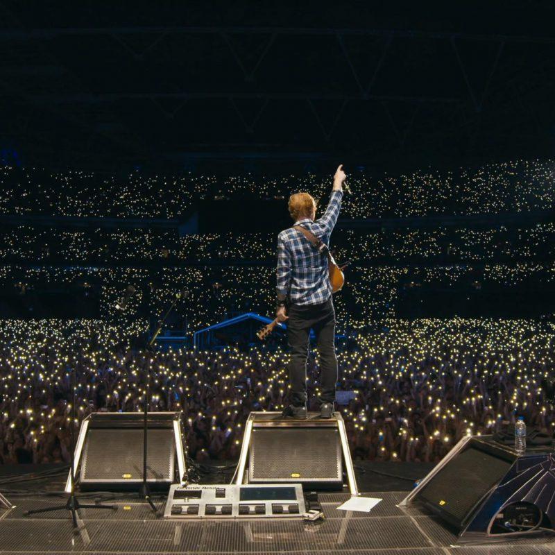 LG feat. Ed Sheeran